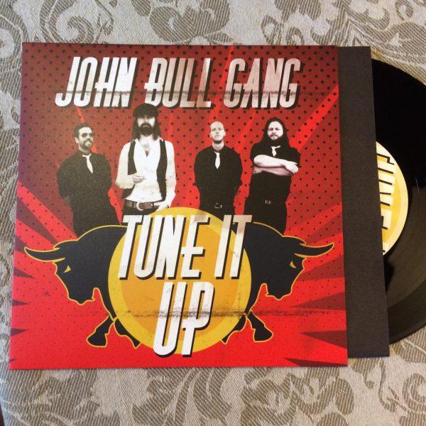 John Bull Gang Vinyl Front