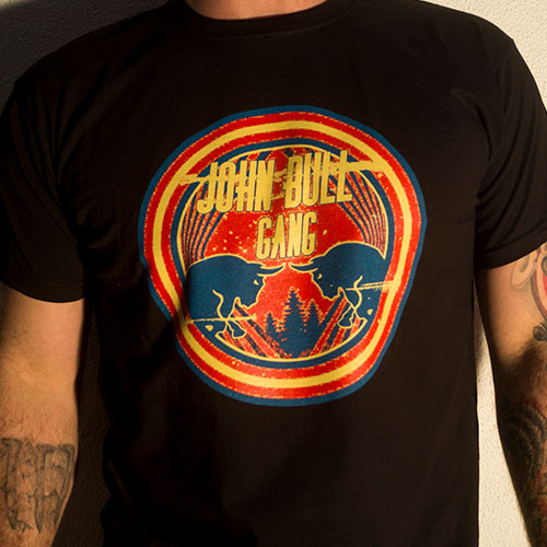 John Bull Gang t-shirt
